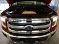 Ruby Red Metallic - F150 Lariat SuperCrew 4x4 Photo No. 10