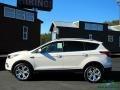 2019 White Platinum Ford Escape Titanium 4WD  photo #2