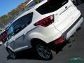2019 White Platinum Ford Escape Titanium 4WD  photo #32
