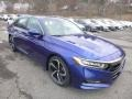 Front 3/4 View of 2019 Accord Sport Sedan