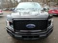 2019 Magma Red Ford F150 STX SuperCab 4x4  photo #7