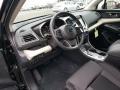 2019 Subaru Ascent Slate Black Interior Interior Photo