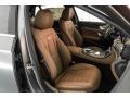 2019 E AMG 63 S 4Matic Wagon Nut Brown/Black Interior