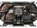 2019 E AMG 63 S 4Matic Wagon 4.0 Liter AMG biturbo DOHC 32-Valve VVT V8 Engine