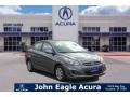 Triathlon Gray 2016 Hyundai Accent SE Sedan
