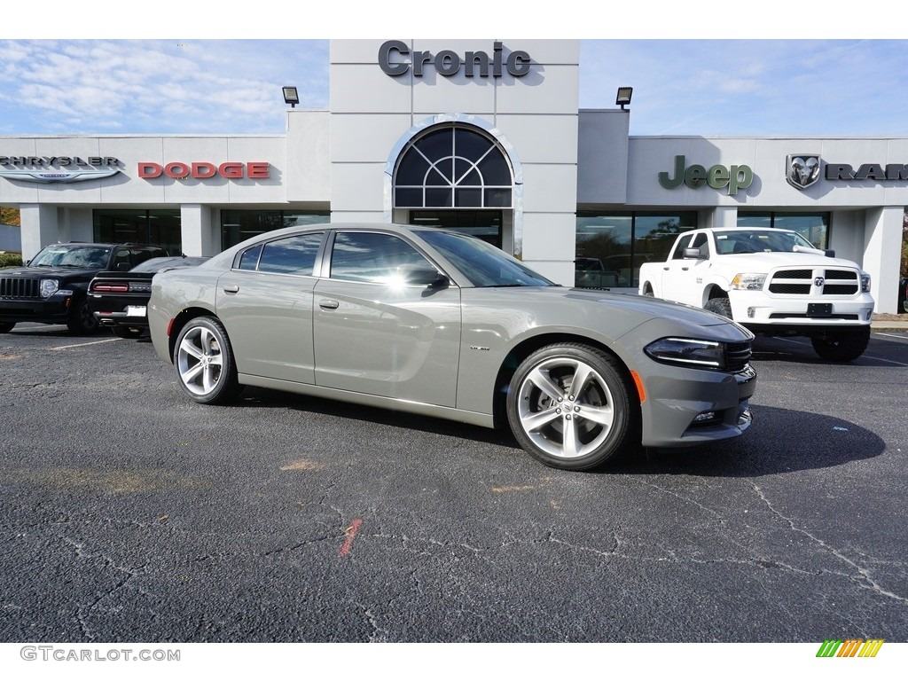 2018 Destroyer Gray Dodge Charger R T 130715535 Gtcarlot Com Car Color Galleries