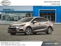 Pepperdust Metallic 2018 Chevrolet Cruze LT