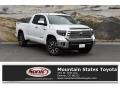 2019 Super White Toyota Tundra Limited Double Cab 4x4  photo #1