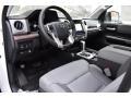 2019 Tundra Limited Double Cab 4x4 Graphite Interior
