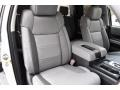 Front Seat of 2019 Tundra Limited Double Cab 4x4