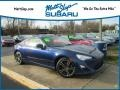 Ultramarine Blue 2013 Scion FR-S Sport Coupe