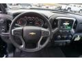 2019 Northsky Blue Metallic Chevrolet Silverado 1500 LT Crew Cab  photo #5