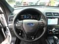 Medium Black Steering Wheel Photo for 2019 Ford Explorer #130748890