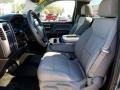 2014 Blue Granite Metallic Chevrolet Silverado 1500 WT Regular Cab  photo #9