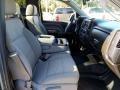 2014 Blue Granite Metallic Chevrolet Silverado 1500 WT Regular Cab  photo #10