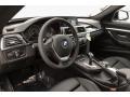 2019 3 Series 330i xDrive Gran Turismo Black Interior