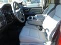 Red Hot - Silverado 1500 Custom Crew Cab 4x4 Photo No. 9