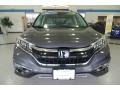 2015 Modern Steel Metallic Honda CR-V Touring AWD  photo #13