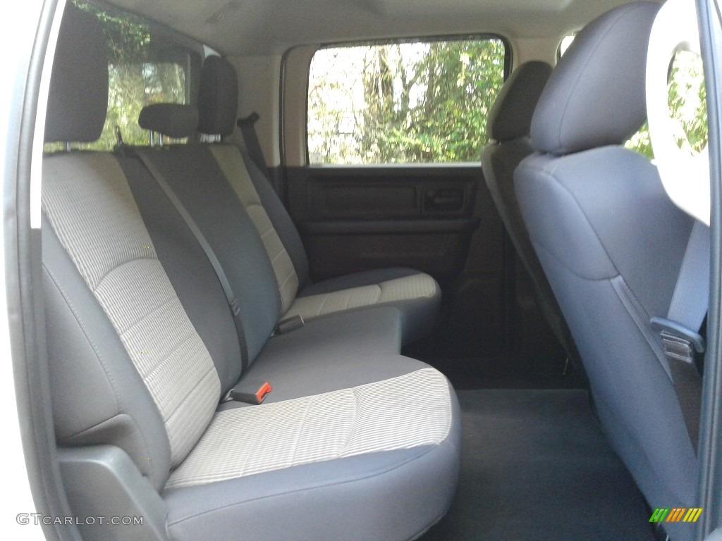 2012 Ram 1500 Express Crew Cab 4x4 - Bright White / Dark Slate Gray/Medium Graystone photo #14