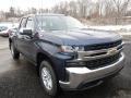 2019 Northsky Blue Metallic Chevrolet Silverado 1500 LT Z71 Double Cab 4WD  photo #10