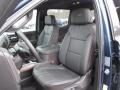 Jet Black Front Seat Photo for 2019 Chevrolet Silverado 1500 #130787467