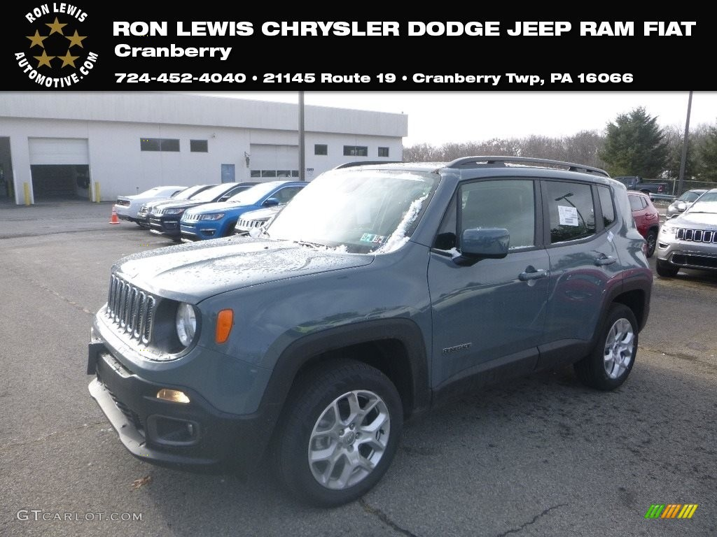 Anvil Jeep Renegade