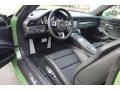 2019 911 Turbo S Coupe Black Interior