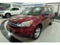 2010 Tango Red Pearl Honda CR-V LX AWD #130814972