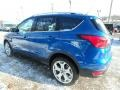 2019 Lightning Blue Ford Escape Titanium 4WD  photo #5