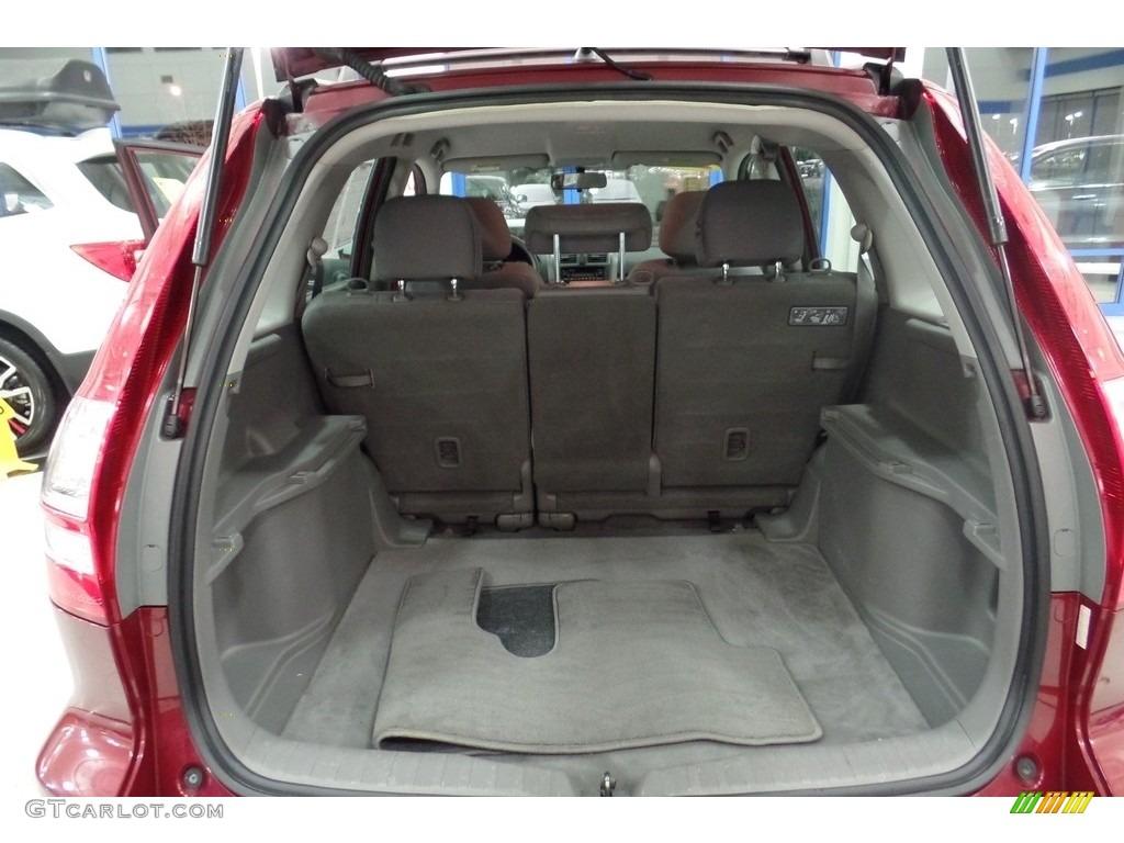 2010 CR-V LX AWD - Tango Red Pearl / Gray photo #21