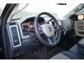 2009 Brilliant Black Crystal Pearl Dodge Ram 1500 SLT Quad Cab 4x4  photo #10