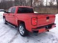 Red Hot - Silverado 1500 Custom Crew Cab 4x4 Photo No. 4