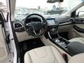 2019 Edge Titanium AWD Ebony Interior