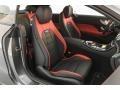 2019 E 53 AMG 4Matic Coupe Black/Classic Red Interior