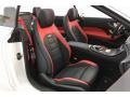 2019 E 53 AMG 4Matic Cabriolet Black/Classic Red Interior