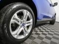 Lightning Blue - Edge Titanium AWD Photo No. 23