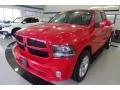 Flame Red 2014 Ram 1500 Sport Quad Cab 4x4