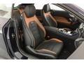 2019 E 53 AMG 4Matic Coupe Black/Saddle Brown Interior