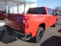 2019 Red Hot Chevrolet Silverado 1500 LT Z71 Double Cab 4WD  photo #6