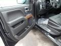 2018 Black Chevrolet Silverado 1500 LTZ Crew Cab 4x4  photo #13