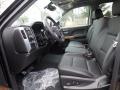 2018 Black Chevrolet Silverado 1500 LTZ Crew Cab 4x4  photo #18