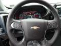 2018 Black Chevrolet Silverado 1500 LTZ Crew Cab 4x4  photo #21