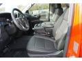 2019 Red Hot Chevrolet Silverado 1500 LT Crew Cab  photo #4