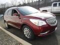 Crimson Red Tintcoat - Enclave Leather AWD Photo No. 9