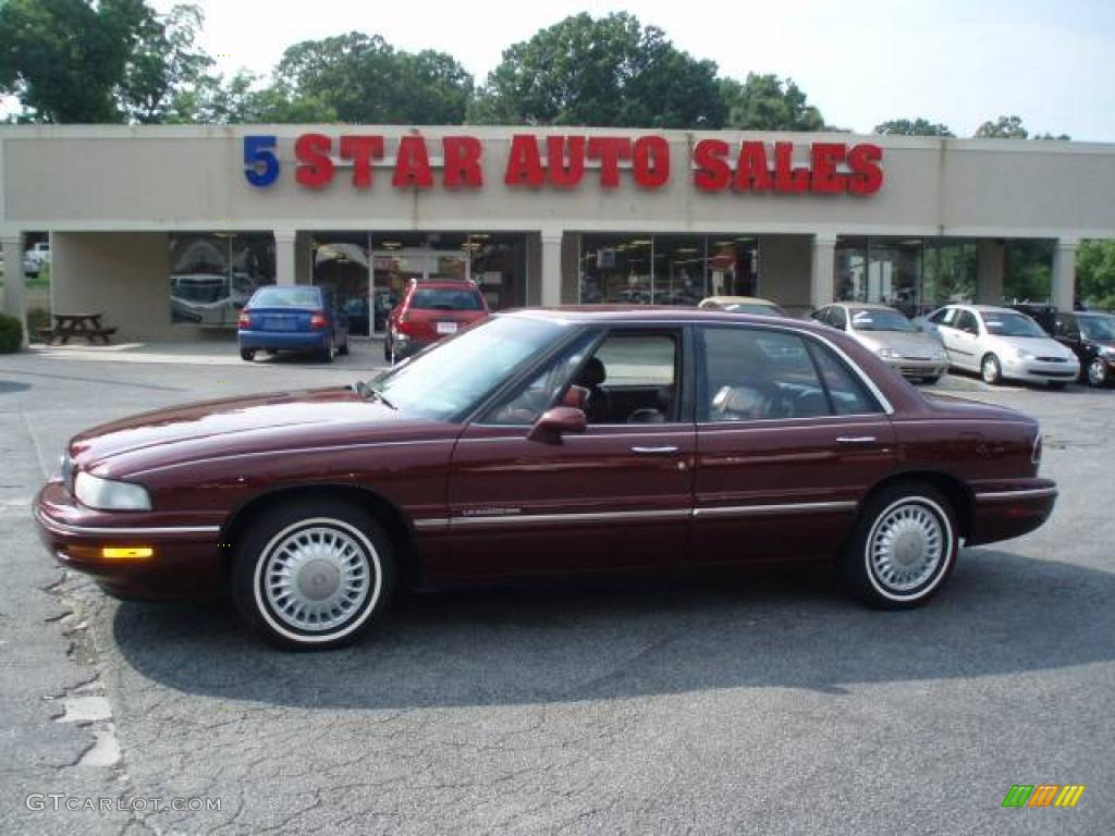 1997 bordeaux red pearl buick lesabre limited 13083542. Black Bedroom Furniture Sets. Home Design Ideas