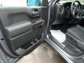 Satin Steel Metallic - Silverado 1500 LT Double Cab 4WD Photo No. 14