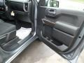 Satin Steel Metallic - Silverado 1500 LT Double Cab 4WD Photo No. 44