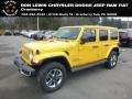 Hellayella 2019 Jeep Wrangler Unlimited Sahara 4x4