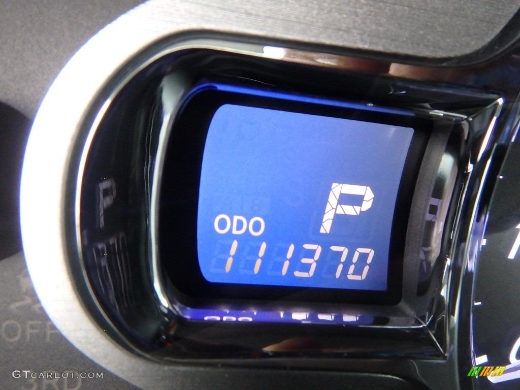 2011 Sienna XLE AWD - Predawn Gray Mica / Light Gray photo #30