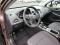 2019 Cruze LS Hatchback Black Interior